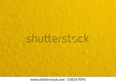 yellow sand texture for backgrond