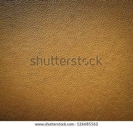 Yellow skin background - stock photo