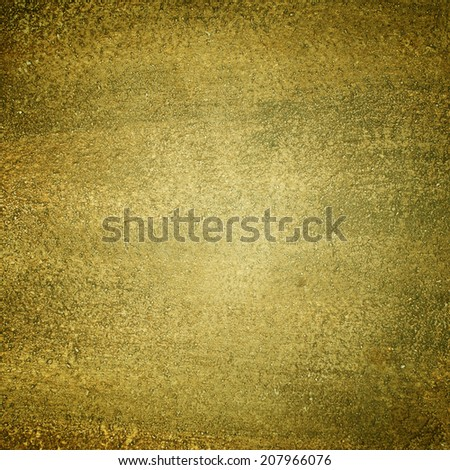 Yellow texture abstract  background with vignette - stock photo