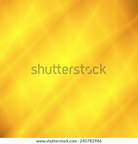 Yellow texture luxury illustration abstract background - stock photo