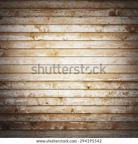 Yellow vintage wood surface texture