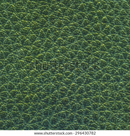 yellowish-green leather texture closeup. Useful for background