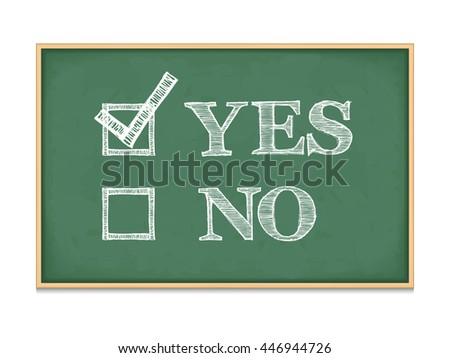 Yes and no with checkboxes on blackboard