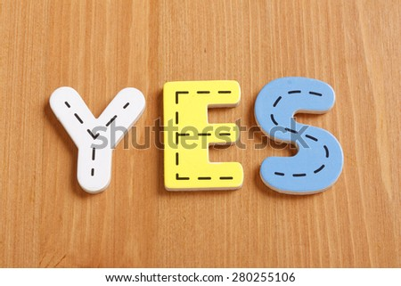 YES, spell by woody puzzle letters with woody background