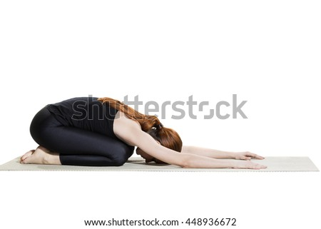 childs pose stock images royaltyfree images  vectors