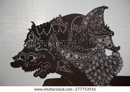 Shadow puppet stock images royalty free images vectors yogyakarta indonesia august 14 2012 traditional indonesian shadow puppet theatre wayang kulit pronofoot35fo Gallery