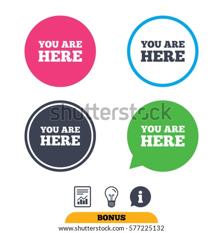 You Are Here Stock Images, Royalty-Free Images & Vectors ...
