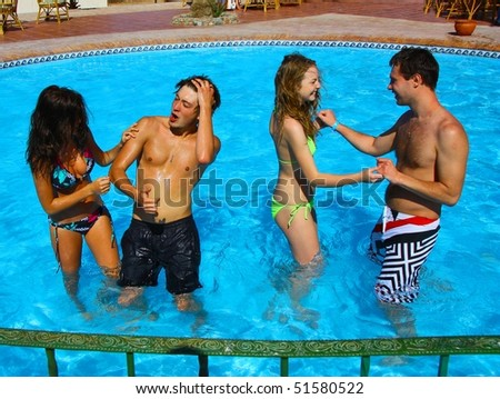 You Better Get the Party Started!!! - stock photo