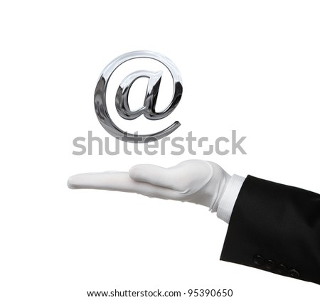 You have got mail - stock photo