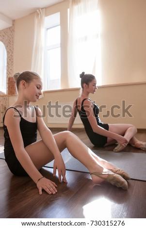 young girl dance class porn