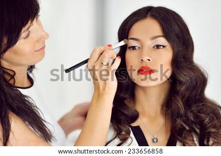 mande makeup