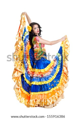 Gypsy Dance Stock Images, Royalty-Free Images & Vectors ...