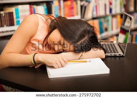 Tired Of Studying Images   Stock Pictures  Royalty Free Tired Of     Work   Chron com   Houston Chronicle