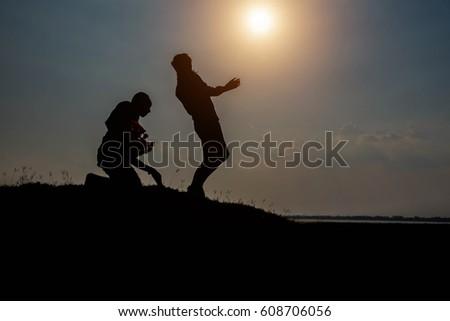 Quarrel - Sunset Is Coming
