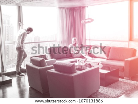 Man Sofa Stock Images, Royalty-Free Images & Vectors | Shutterstock