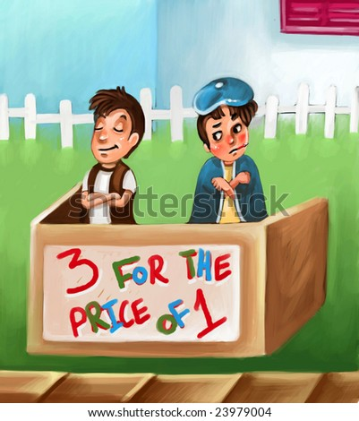 young entrepreneurs  (search the word nikos for more) - stock photo