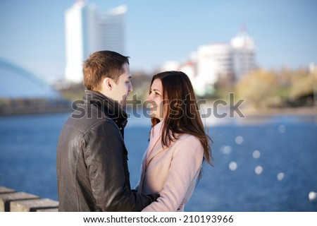 stock image lovely couples dating