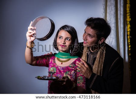 Best Karva Chauth Kawari Ladaki Pictures for free download