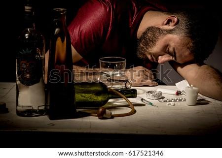 alcohol addiction vs smoking