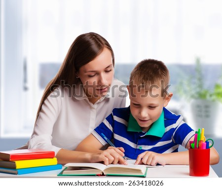 Homework Help   Supporting Your Learner   Going to School     Getty Images Different types of homework charts   this will help my kids make sure it