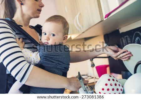 Dirty Kitchen Stock Photos Images Amp Pictures Shutterstock