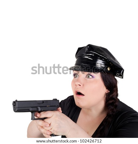 Angry Cop Stock Photos Images Amp Pictures Shutterstock