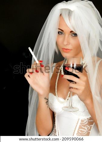 http://thumb9.shutterstock.com/display_pic_with_logo/690904/209590066/stock-photo-young-sexy-bride-pin-up-in-lingeire-smoking-and-drinking-209590066.jpg