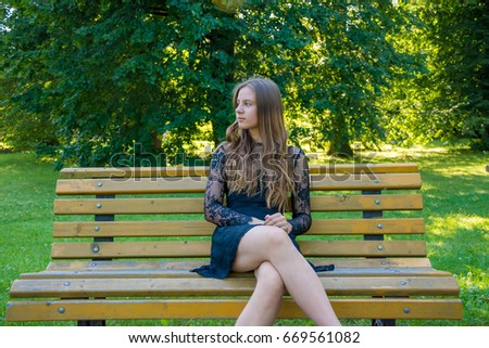 women-the-bench-blond-teen-huge-tits