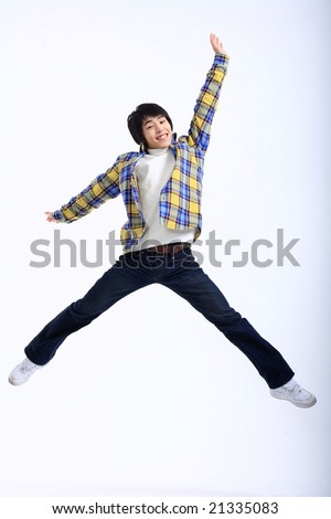 Young Teenager - stock photo