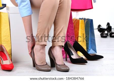 Running Shoes Promenade Mall