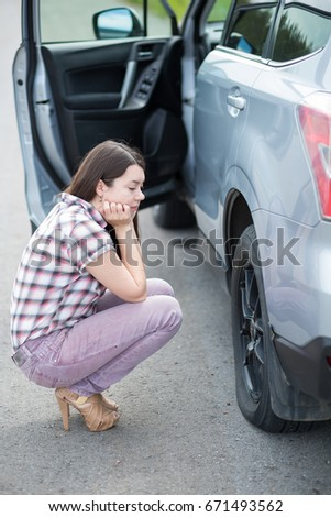 Nail In Tire Repair >> Puncture Stock Images, Royalty-Free Images & Vectors ...