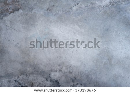 Your text here. Concrete grey textured background. - stock photo