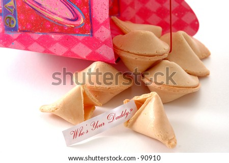 Your Valentines fortune cookie says