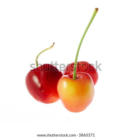 Yummy cherries