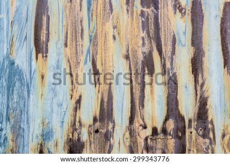 Zinc background HDR process grunge style - stock photo