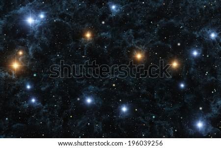 Zodiac Sign Gemini - stock photo