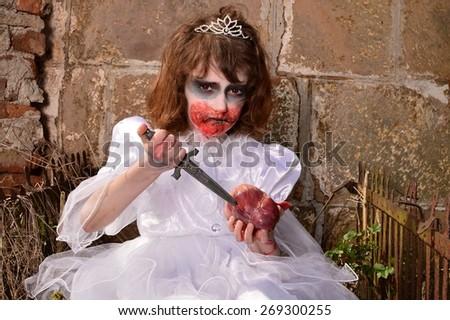 Zombie child attack