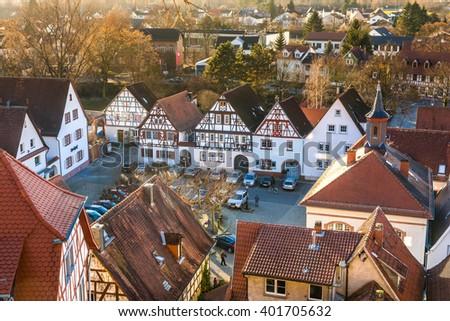 Zwingenberg City