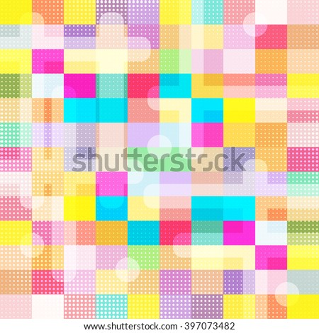 Abstract colorful business background, modern stylish vector texture.