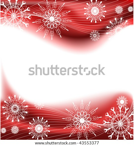 Abstract holiday background - stock vector