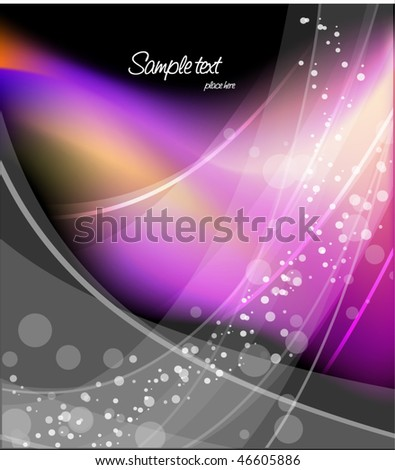 Abstract vector lights