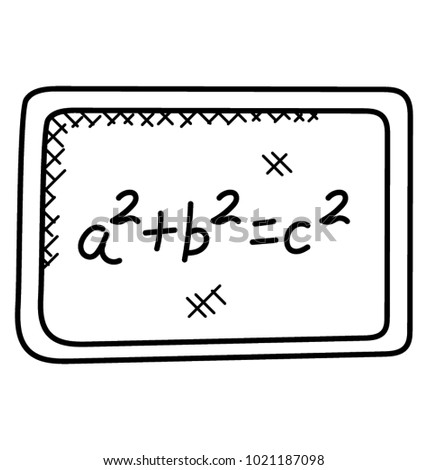 Algebraic equation doodle icon number theory stock vector 1021187098 doodle icon number theory publicscrutiny Image collections