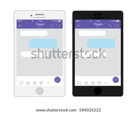 Application Template Can Place Your Own Stock Vector HD (Royalty ...