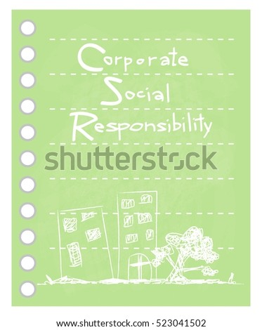rresearch paper on corporate social responsibility The business case for corporate social responsibility:a review of concepts, research and practice ijmr_275 85106 archie b carroll and kareem m shabana1.