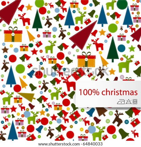 """christmas texture background"""