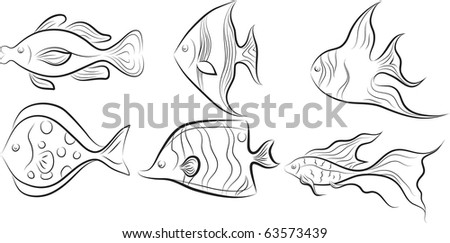 Collection of fishes.