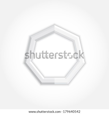 Heptagon Shapes Stock Photos, Royalty-Free Images & Vectors ...