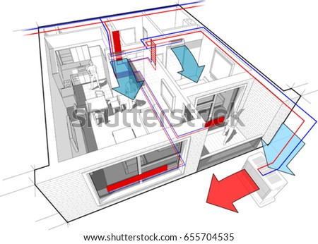 Home Heating System Diagram 3d Trusted Wiring Diagram