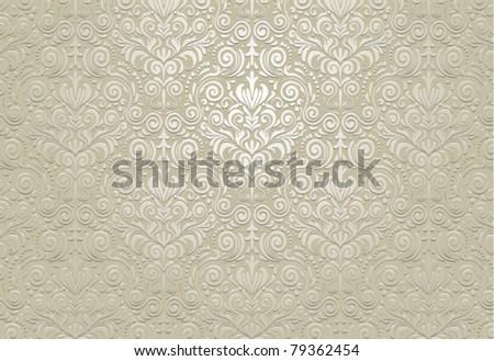 3d wallpaper - stock vector
