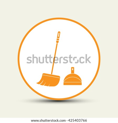 Broom Sweeping Stock Images Royalty Free Images Amp Vectors